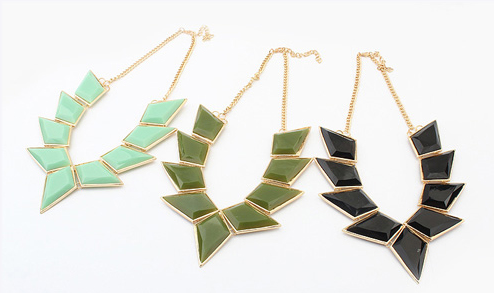 Feature Statement Necklace |