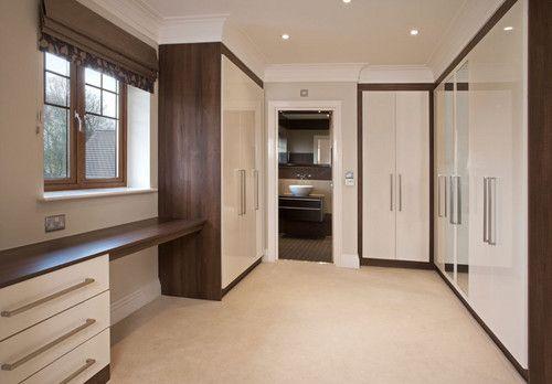 Huge Walk In Robe In Cream And Brown Wardrobes Buildingworksaust Com Au Fitted Bedroom Furniture Bedroom Built In Wardrobe Built In Cupboards