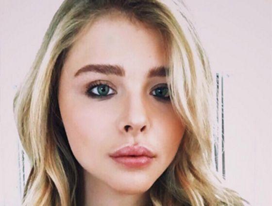 Chloe grace moretz dating girl