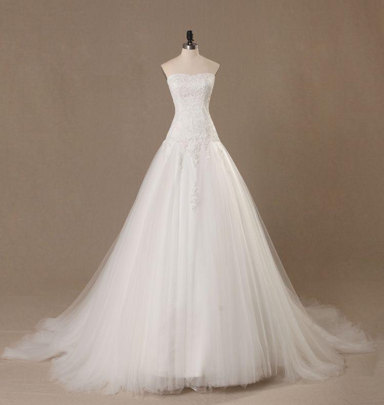 Tailor made 39 melissa 39 wedding dress showcasing our for Tailor made wedding dress