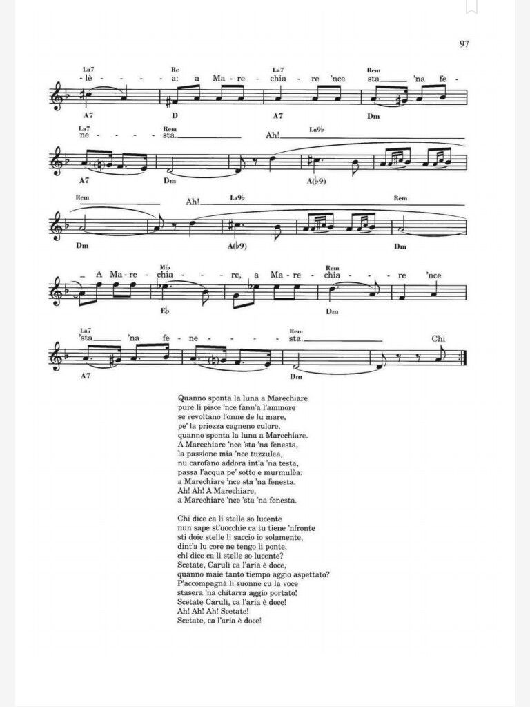 Pin By Ron Coluccio On Italian Sheet Music In 2019 Sheet Music