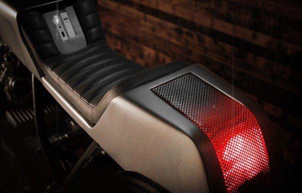 Rear light idea