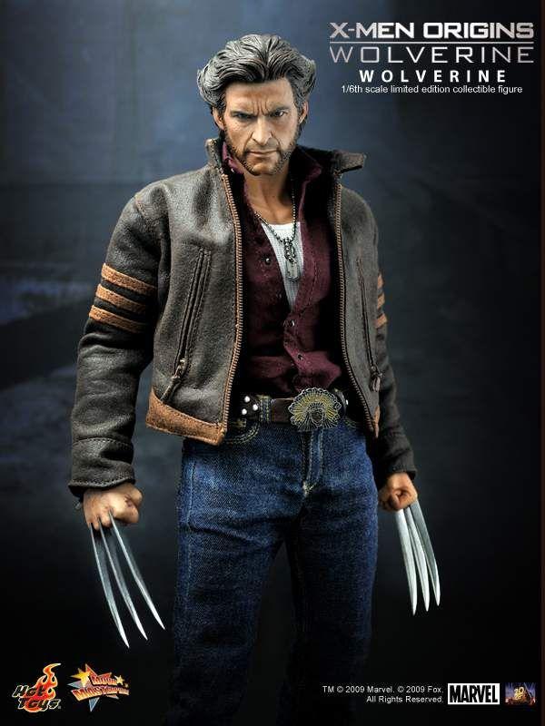 X Men Origins Wolverine Brown Jacket Wolverine Costume Wolverine Jacket Wolverine Marvel
