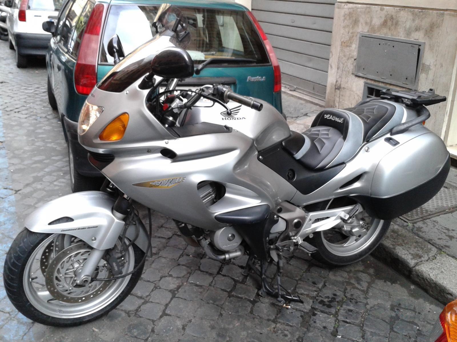 Honda deauville roma rm moto usate roma annunci for Moto usate in regalo