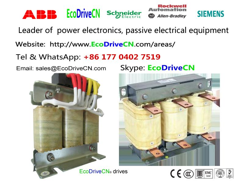 Install Ecodrivecn Ac Reactor When Power Capacity Is Large To Suppress Unbalanced Power Voltage And Harmonics E Power Electronics Power Electrical Equipment