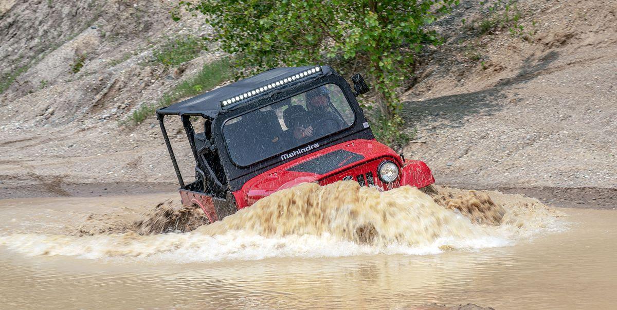 See Photos Of The Mahindra Roxor See Photo Automotive News Car