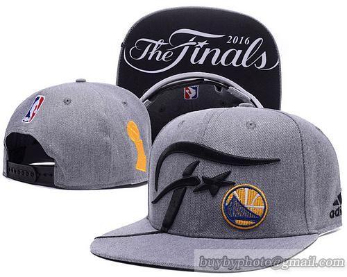 227e14a94e0cd NBA Finals Golden State Warriors SnapBack Hat 2016 Adidas Locker Room  Official