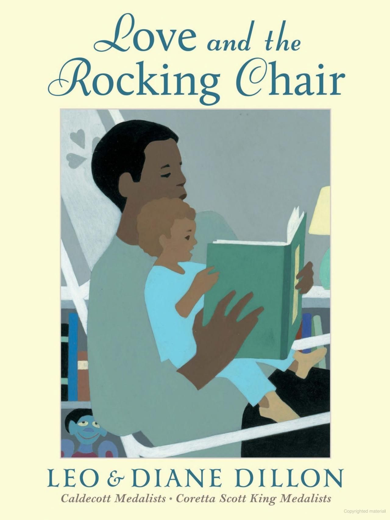 Love and the rocking chair diane dillon leo dillon
