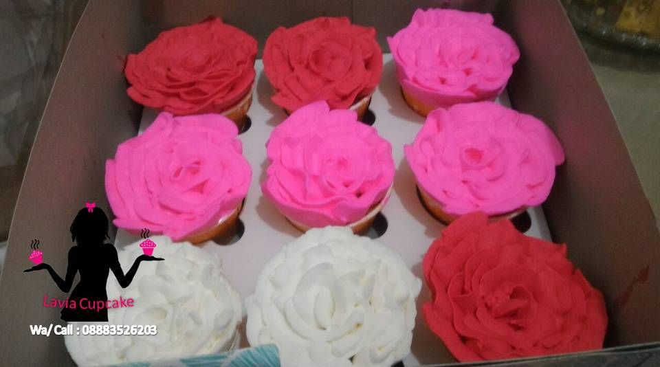 Gambar Bunga Mawar Untuk Ultah Cupcake Bunga Mawar Buat Ultah Pacar Tersayang Kue Ulang Tahun 89 Model Gambar Bunga Mawar Ucapan Gambar Bunga Bunga Gambar