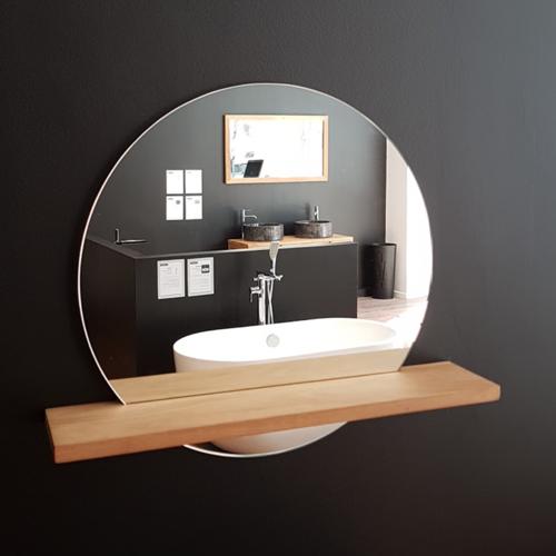 20++ Miroir rond salle de bain 120 cm trends