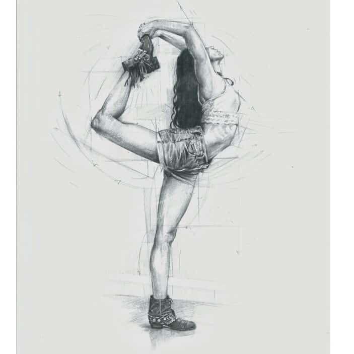 Pencil sketch artist Ferhat Edizkan | Drawing | ARTWOONZ