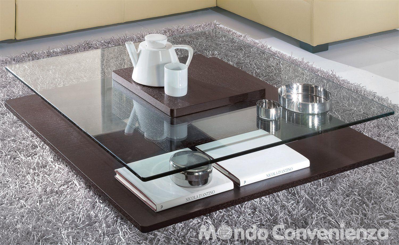 Tavolini Da Salotto Moderni Mondo Convenienza.Complementi E Librerie Tavolini Moderno Mondo