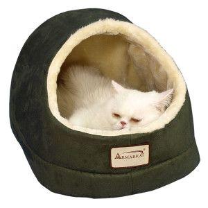 enclosed dog beds