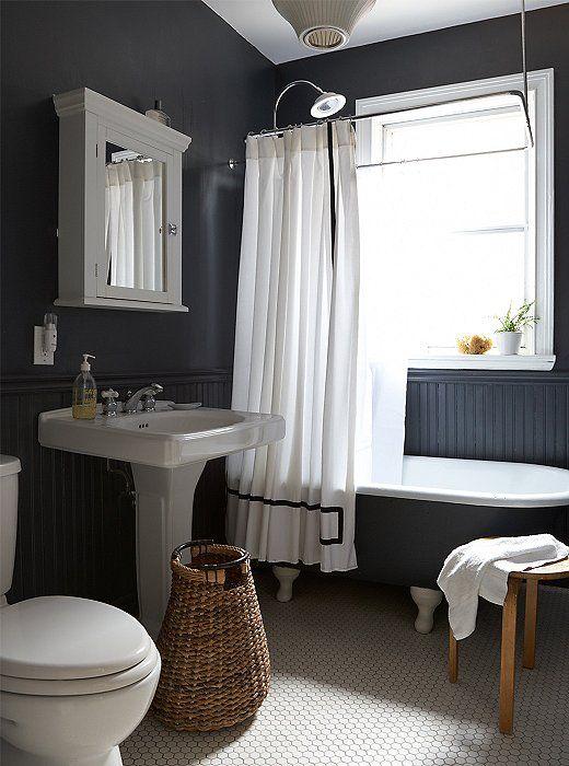Beyond Gorgeous Black Rooms One Kings Lane Paint