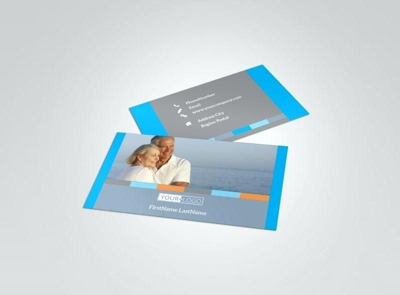 Medical Business Cards Templates Free Life Insurance Business Card Template Life Ins Medical Business Card Free Business Card Templates Printing Business Cards