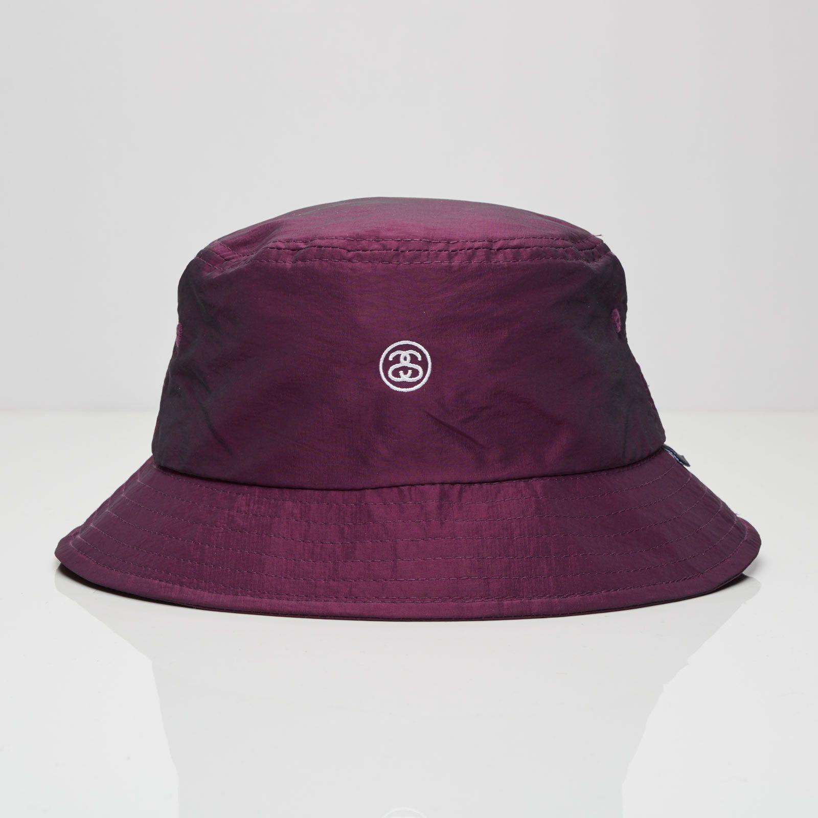 3202f76e9fb Stussy Iridescent Bucket Hat