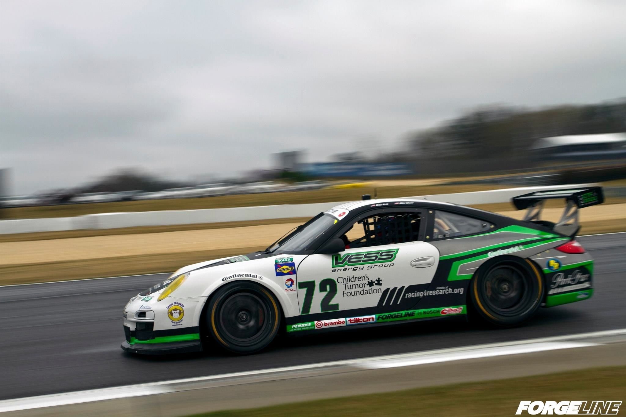 the park place motorsports 72 gt porsche giving these forgeline