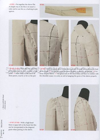 Draping art and craftsmanship in fashion design 95