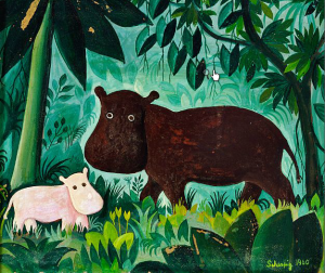 Hans Scherfig 1960 Dyr Tegninger Kunstnere Kunst Ideer