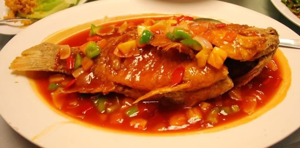 Sweet And Sour Fish Recipe Panlasang Pinoy Recipes Recipe Sweet And Sour Fish Recipe Chinese Fish Recipe Sweet And Sour Recipes