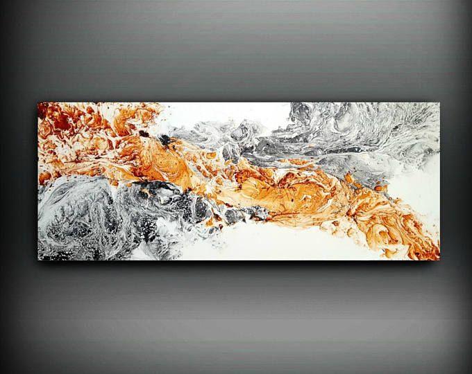 Minimalistische Ursprüngliche Abstrakte Malerei, Zeitgenössische Kunst, Schlafzimmer  Kunst, Abstrakte Expressionismus, Moderne Kunst