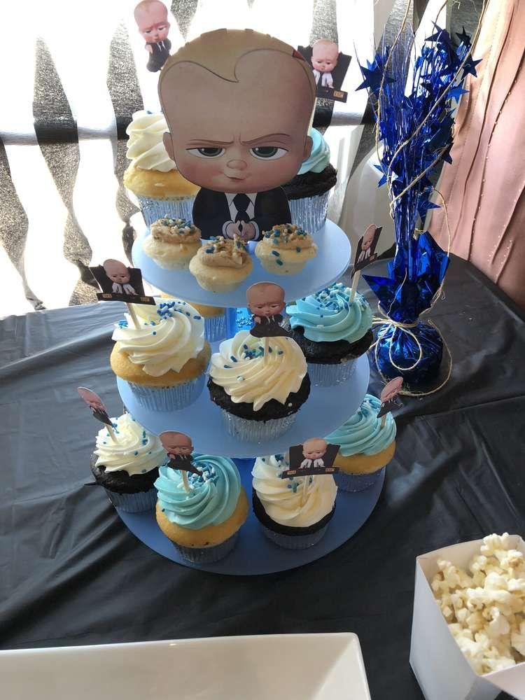 Boss Baby Birthday Party Ideas Photo 1 Of 17 Boss Baby