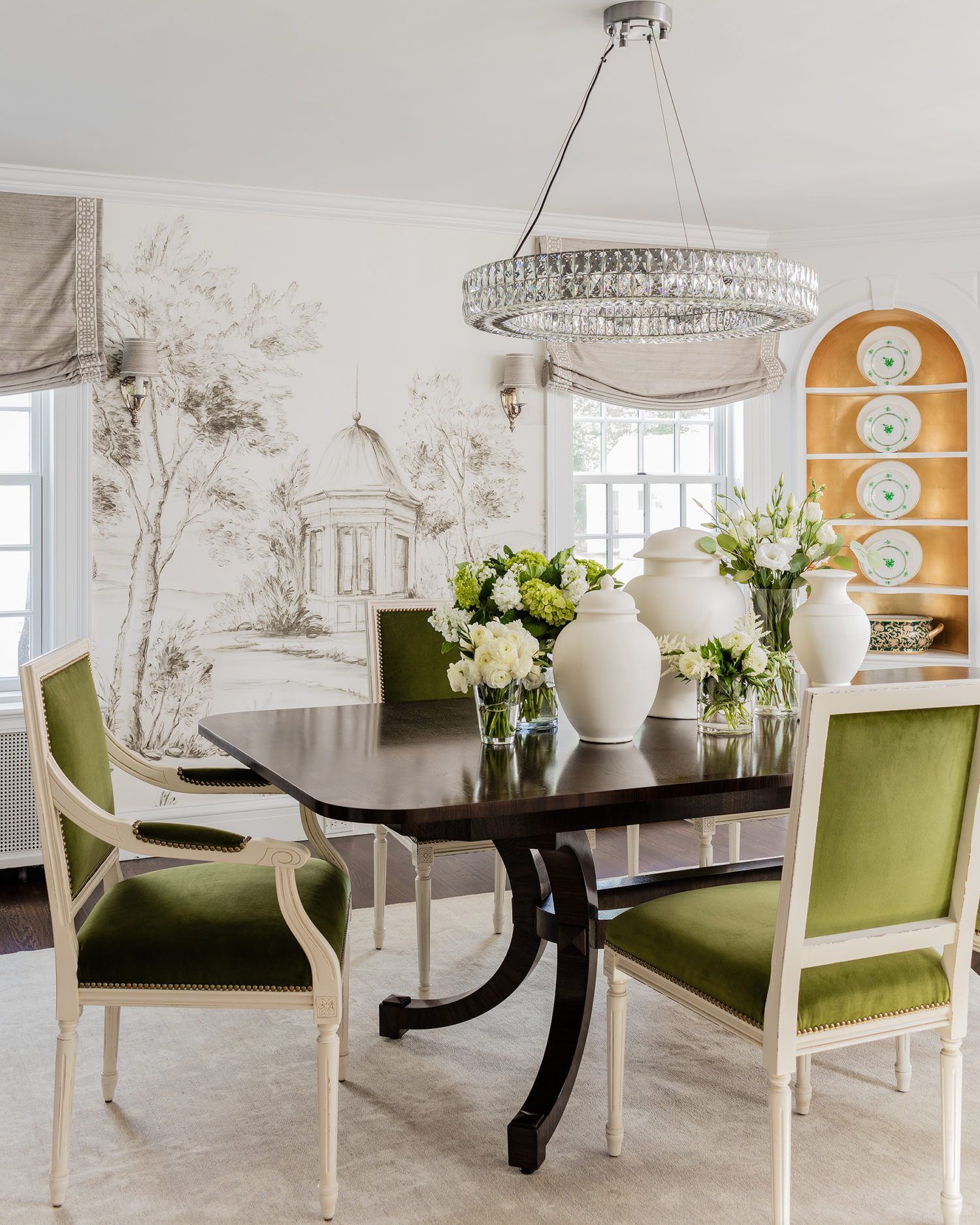 Elegant Tableware For Dining Rooms With Style: Sneak Peek: A Favorite Project From The Book