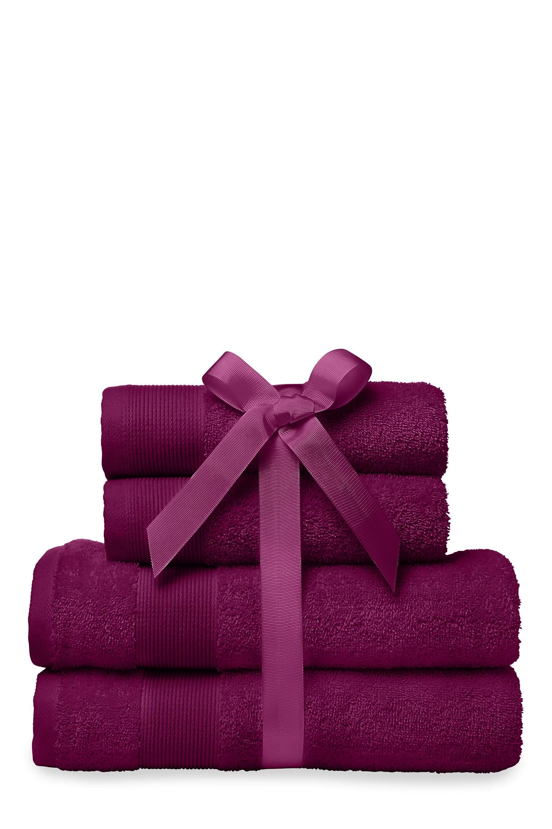 Image Result For Purple Towel Bale Purple Towels Towel Cotton Towels