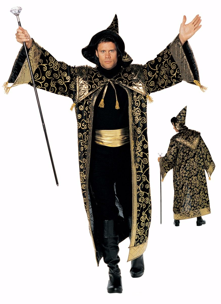 Wizard Costume | Masterful Wizard Costume - Men's Wizard Costume ...