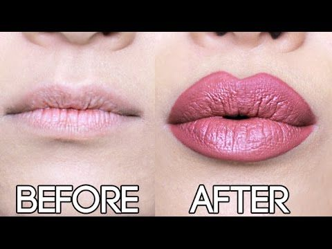 HOW TO GET BIGGER LIPS (in 2 Minutes) | DIY NATURAL LIP