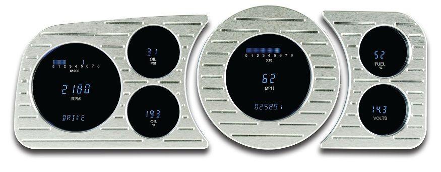 e672b8947a50be2459d91f7a75b0be94 dakota digital 58 77 vw volkswagen beetle dash gauge cluster w Digital Speedometer Wiring Diagram at gsmx.co