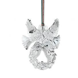 newbridge silverware love birds decoration ref 52 50 101