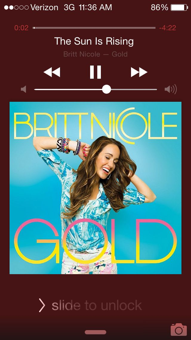 The Sun Is Rising By Britt Nicole Britt Nicole Songs Nicole