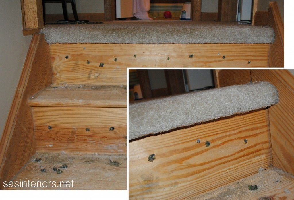 Best Remodelaholic » Blog Archive Carpet To Wood Stairs 400 x 300