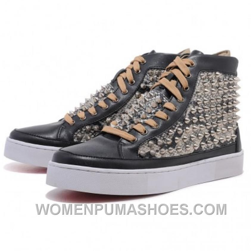 buy popular b4b61 ef353 Pin by Deidre Smith on Mens Sneakers | Red bottom shoes ...