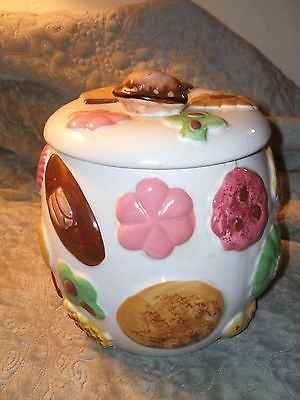 1950'S Cookie Jars Cool Vintage 60's Napco Cookies All Over Ceramic Cookie Jar In 60