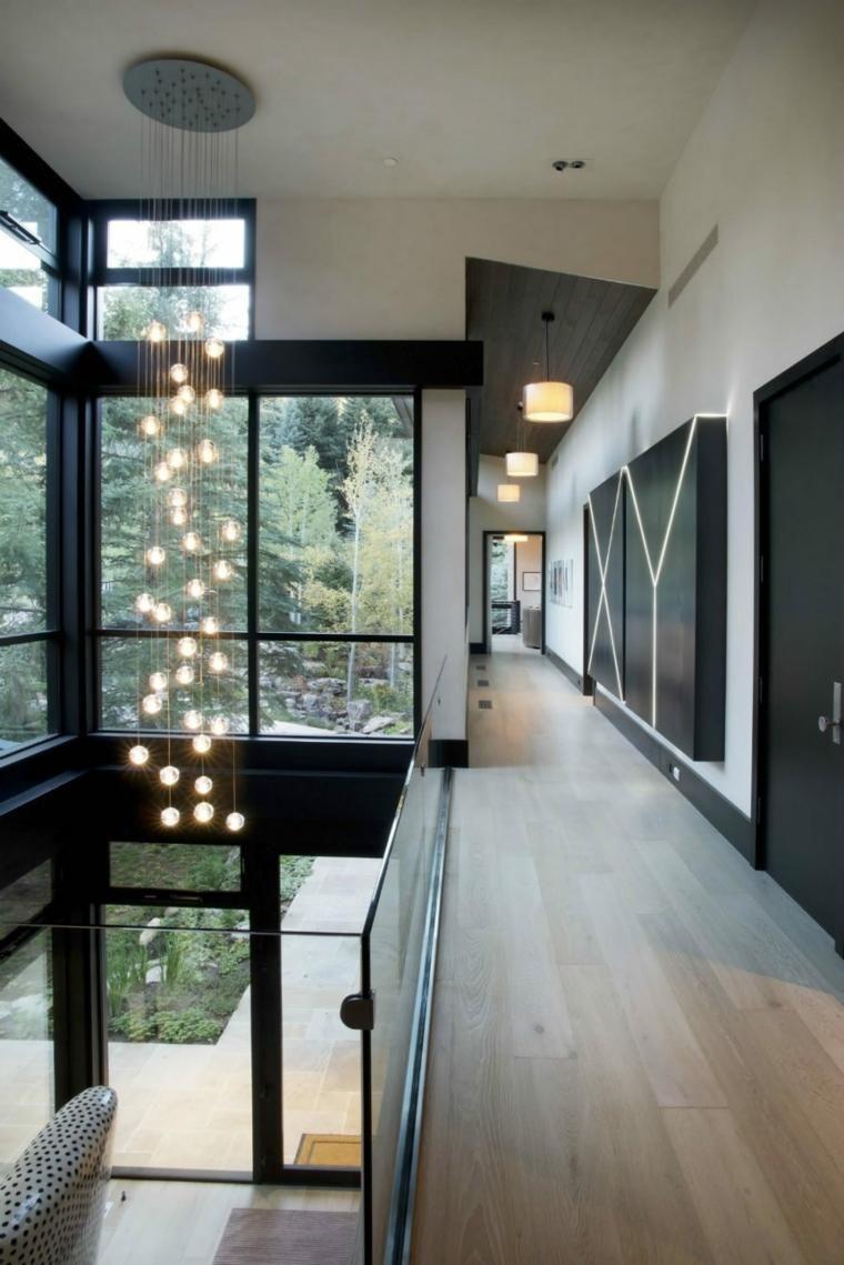 Hallendekoration – Ideen für einen dramatischen Effekt #hausinterieurs