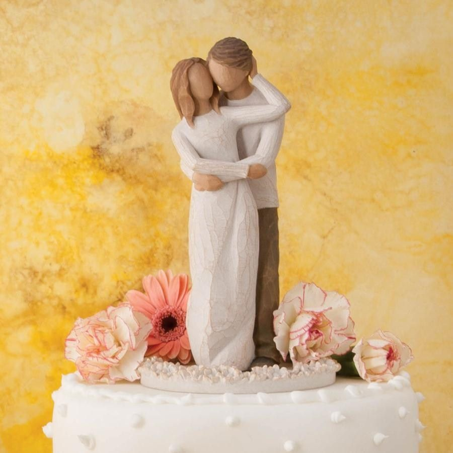 Willow Tree Together Cake Topper Figurine Brand G18689