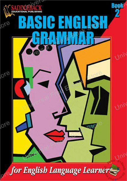 Basic English Grammar Book 2 PDF eBook Free Download  For English