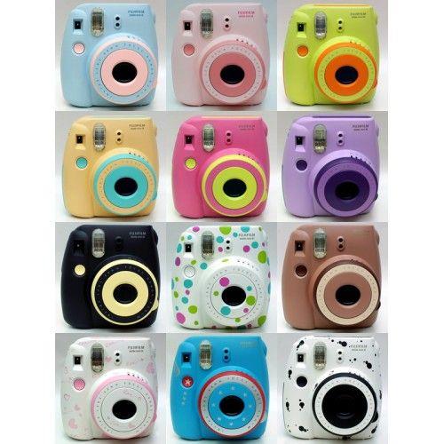 cámara instax mini 8 | Customize Instax Mini 8 Polaroid Camera + Mystery Gift