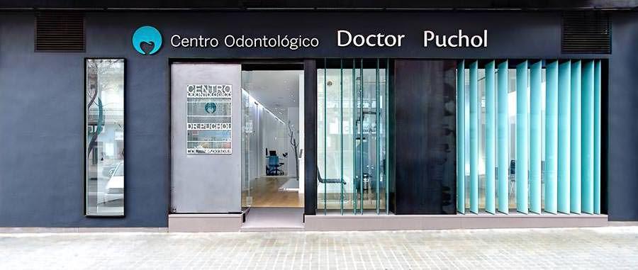 Clinica dental valencia doctor puchol 900 381 - Fachadas clinicas dentales ...