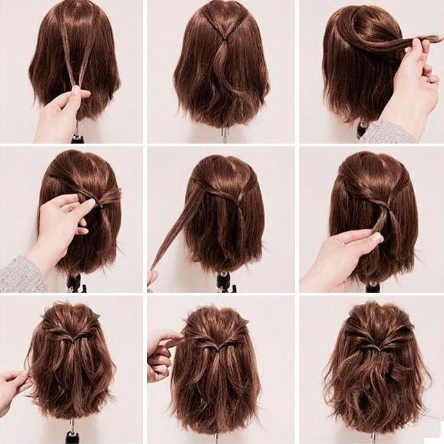 Categories Cute Hairstyles For Short Hair