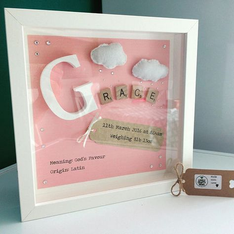 Girls felt art name frames new baby name frames baby shower gifts nursery decoration girl name frame new baby gift felt art negle Choice Image