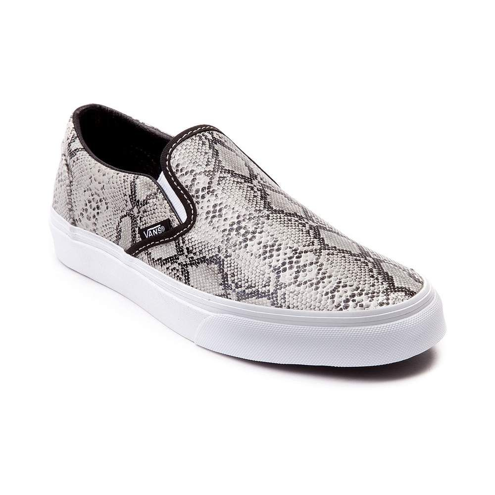 Cool And Terrible Snake Skin Women¡s Casual Shoes Sneakers Skateboard Slip Low Top Original