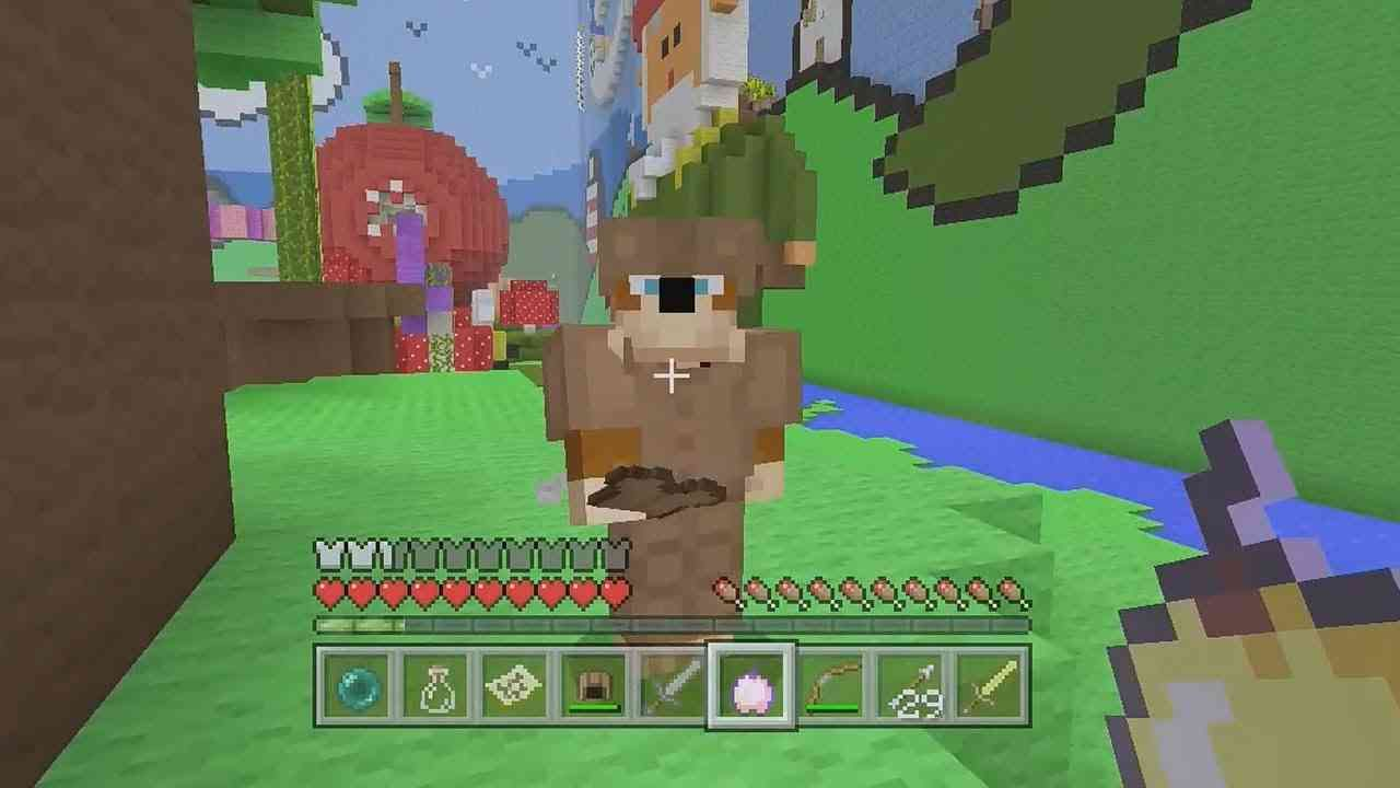 Play Minecraft online games for free ,the only thing you have to