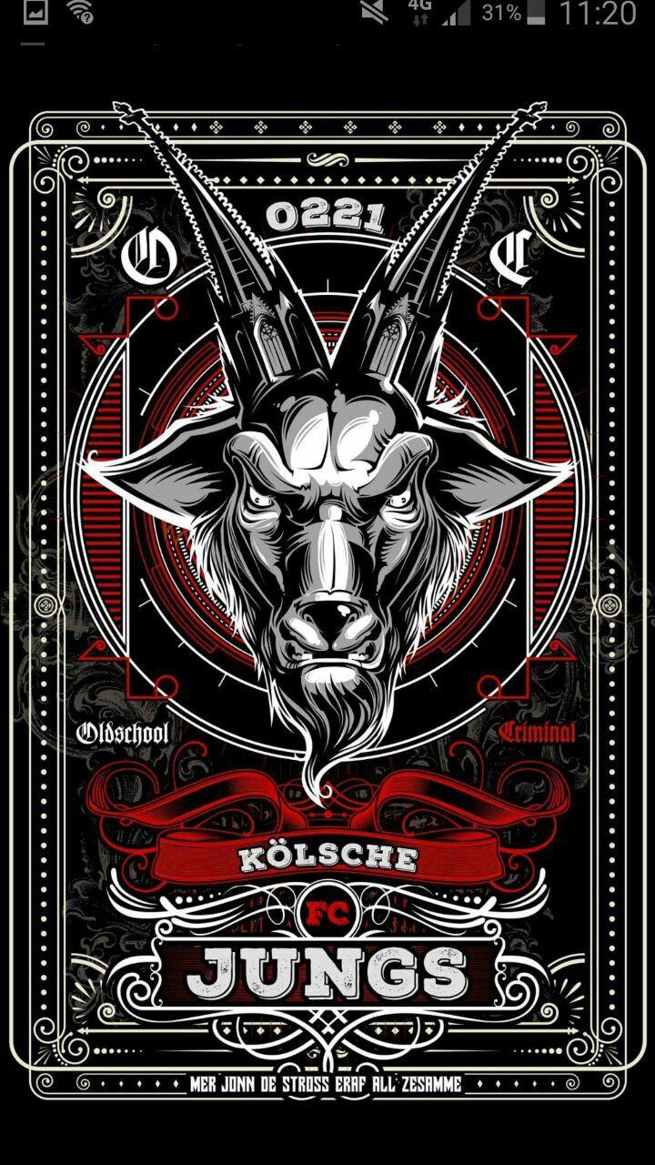 1 Fc Köln Tattoo