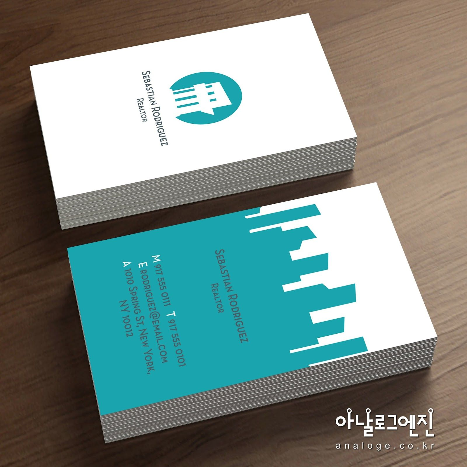 명함 디자인 google 검색 business card pinterest