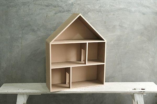 Lulu Dollhouse - Pink by Hello Deer
