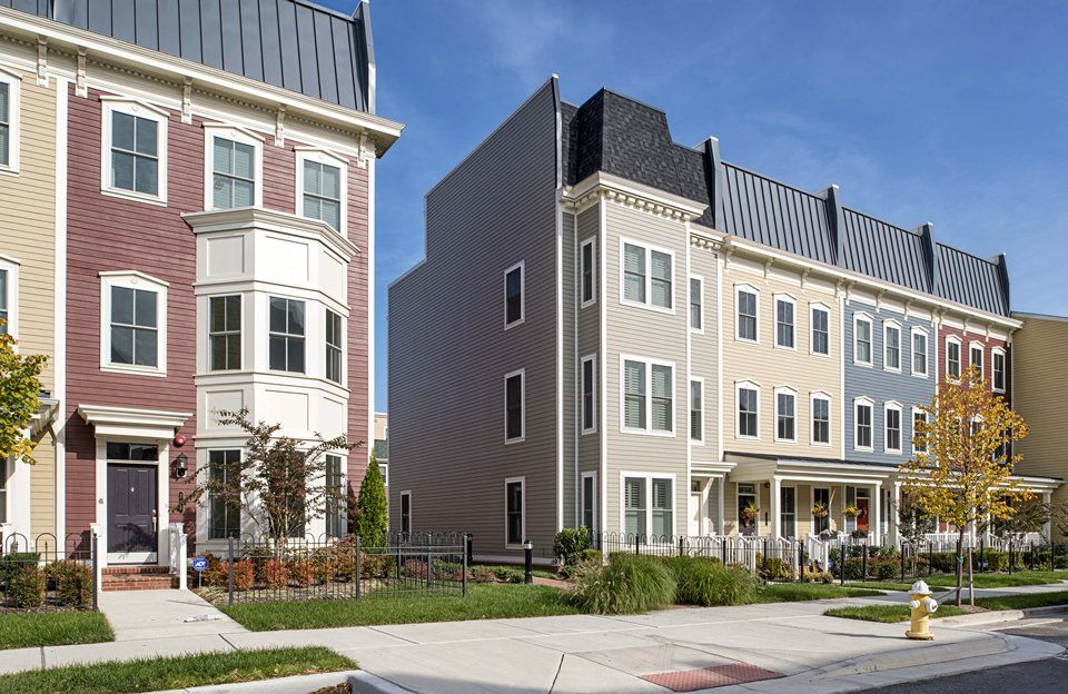 New Homes At Potomac Yard