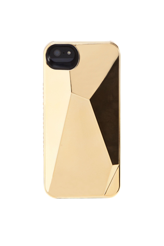 Metallic Faceted iPhone 5 Case